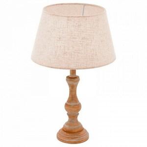 Настольная лампа декоративная Eglo Lapley 43245