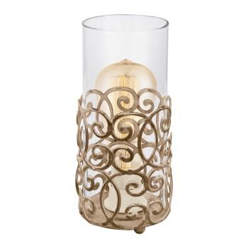 Настольная лампа декоративная Eglo Cardigan 49274