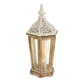 Настольная лампа декоративная Eglo Kinghorn 49278
