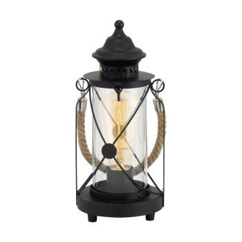 Настольная лампа декоративная Eglo Bradford 49283
