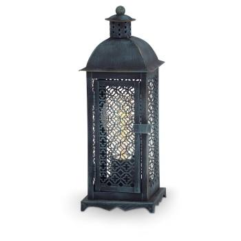 Настольная лампа декоративная Eglo Winsham 49285