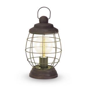 Настольная лампа декоративная Eglo Bampton 49288