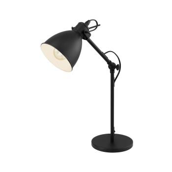 Настольная лампа офисная Eglo Priddy 49469