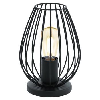 Настольная лампа декоративная Eglo Newtown 49481