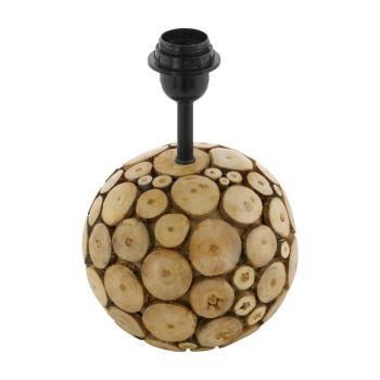 Настольная лампа декоративная Eglo Ribadeo 49834