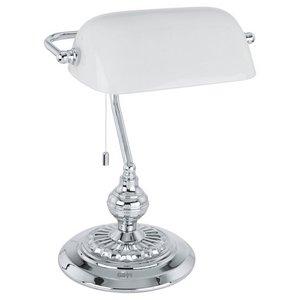 Настольная лампа декоративная Eglo Banker 90968