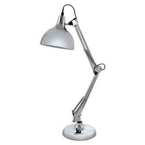 Настольная лампа офисная Eglo Borgillio 94702