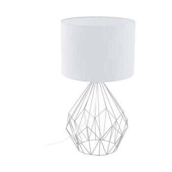 Настольная лампа декоративная Eglo Pedregal 1 95187