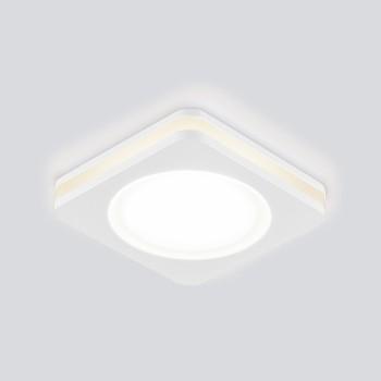 Встраиваемый светильник Elektrostandard DSK80 5W 4200K
