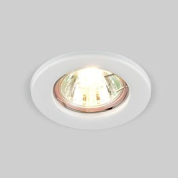 Встраиваемый светильник Elektrostandard 9210 MR16 WH белый