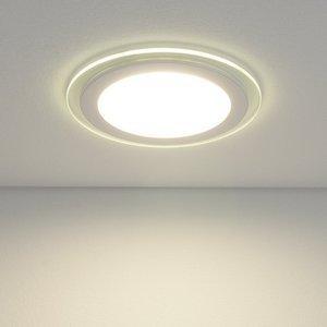 Встраиваемый светильник Elektrostandard Downlight a031834