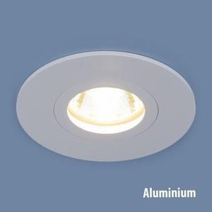Встраиваемый светильник Elektrostandard 2100 MR16 WH белый