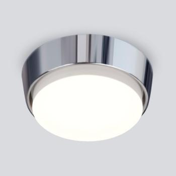 Встраиваемый светильник Elektrostandard 1037 GX53 CH хром