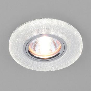 Встраиваемый светильник Elektrostandard 2130 MR16 CL прозрачный