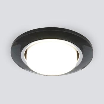 Встраиваемый светильник Elektrostandard 1061 GX53 Grey серый