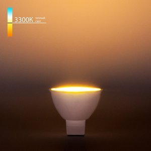 Лампы светодиодная Elektrostandard JCDR01 7W 220V 3300K a034865