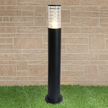 Наземный высокий светильник Elektrostandard Techno 1507 TECHNO черный черный