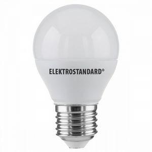 Лампы светодиодная Elektrostandard Mini Classic LED 7W 3300K E27 матовое стекло a035700