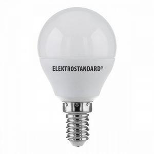 Лампы светодиодная Elektrostandard Mini Classic LED 7W 4200K E14 матовое стекло a035701