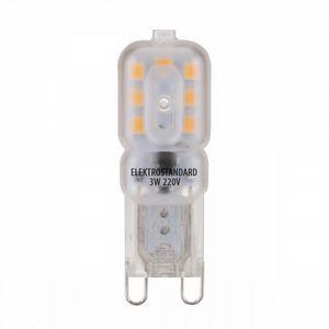 Лампы светодиодная Elektrostandard G9 LED 3W 220V 3300K a035766