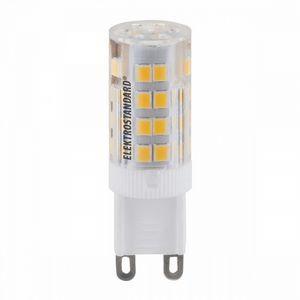 Лампы светодиодная Elektrostandard G9 LED 5W 220V 3300K a035768