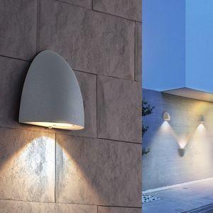 Накладной светильник Elektrostandard 1610 Techno LED Rongo алмазный серый