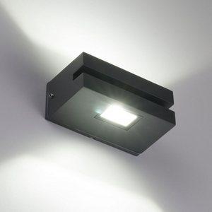 Накладной светильник Elektrostandard Nerey 1611 Techno LED Nerey алмазный серый