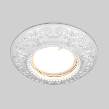 Встраиваемый светильник Elektrostandard 7009 MR16 WH белый