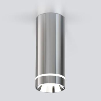 Накладной светильник Elektrostandard DLR022 12W 4200K хром