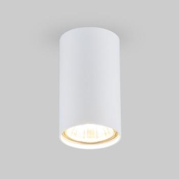 Накладной светильник Elektrostandard 1081 (5255) GU10 WH белый
