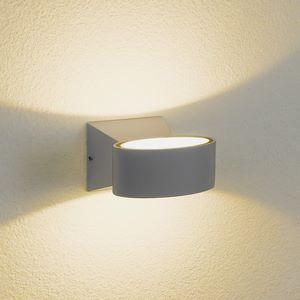 Накладной светильник Elektrostandard Blink 1549 Techno LED Blink серый
