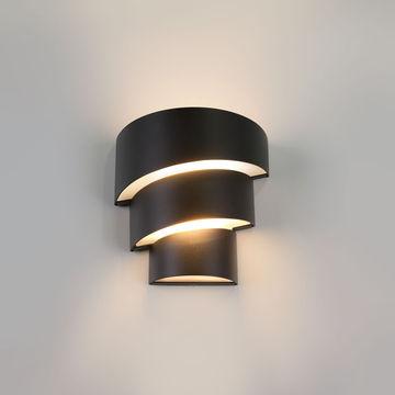 Накладной светильник Elektrostandard TECHNO LED HELIX 1535 TECHNO LED HELIX черный