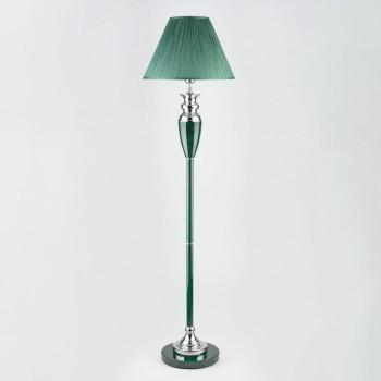 Торшер классический зеленый 009/1T GR