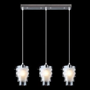 Подвесной светильник 9463/3 хром