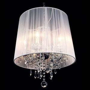 Подвесной светильник Eurosvet 2045 2045/5 хром/белый