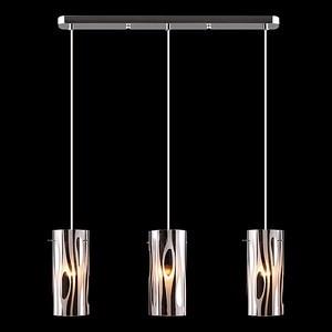Подвесной светильник Eurosvet 1575 1575/3 хром