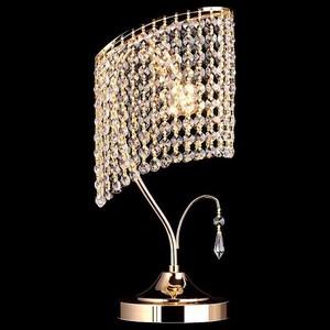 Настольная лампа Eurosvet 3122 3122/1 золото Strotskis настольная лампа