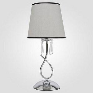 Настольная лампа декоративная Eurosvet 1007 01007/1 хром