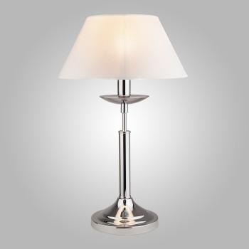 Настольная лампа декоративная Eurosvet 1010 01010/1 хром
