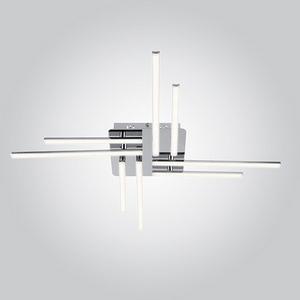Накладной светильник Eurosvet 90040 90040/8 хром