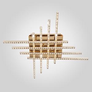 Накладной светильник Eurosvet 90041 90041/8 золото