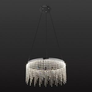 Подвесной светильник Eurosvet 90050 90050/1 хром