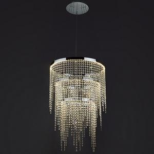 Подвесной светильник Eurosvet 90050 90050/3 хром