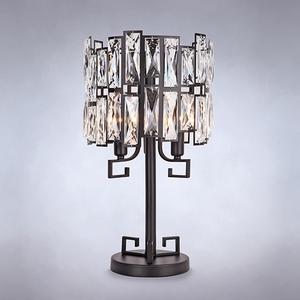Настольная лампа декоративная Eurosvet 1093 01093/3 Strotskis