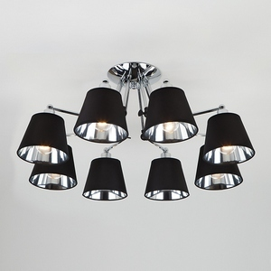 Светильник на штанге Eurosvet 70063 70063/8 хром