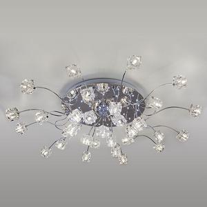 Накладной светильник Eurosvet 80113 80113/31 хром/белый