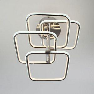 Люстра на штанге Мегаполис Spencer 90067/4 хром 96W