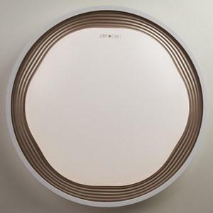 Светодиодный потолочный светильник 40006/1 LED кофе