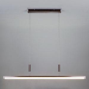 Подвесной светильник line 90030/1 коричневый 33W