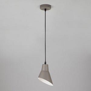 Подвесной светильник Nook 50069/1 серый